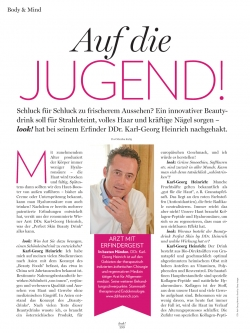 look!: Auf die Jugend!