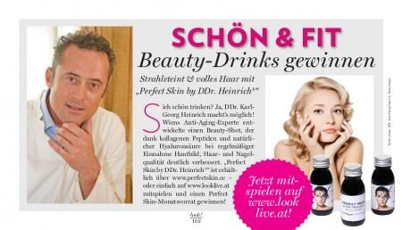 wienlive look!: Schön & fit – Beauty-Drinks gewinnen