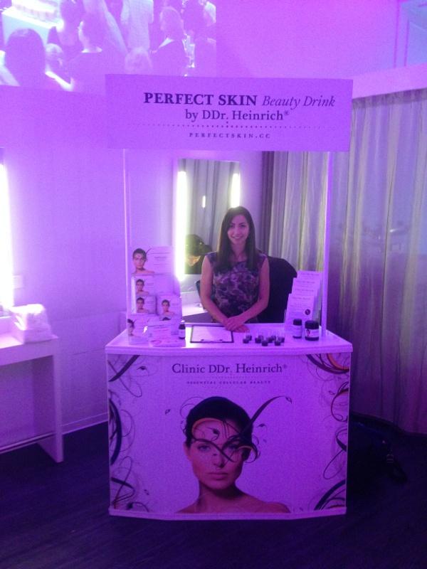 Produktverkostung Perfect Skin by DDr. Heinrich® bei Friseur OSSIG