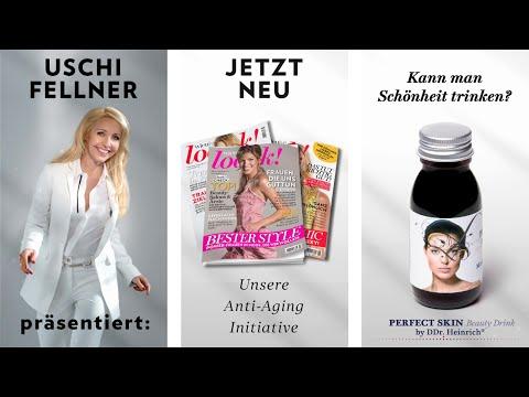 Gewinnspiel: look! verlost Monatsration Perfect Skin by DDr. Heinrich® Beauty Drink